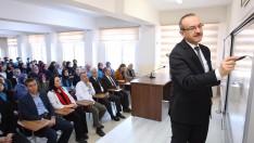 Vali Yavuz, Öğrencilerle Buluşmalarını Sürdürüyor