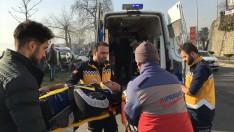 Ordu'da hafif ticari araç ile kamyonet çarpıştı: 5 yaralı