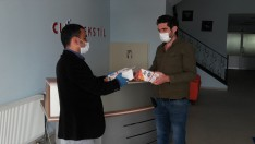 Ordu'da vatandaşlara 617 bin maske dağıtıldı