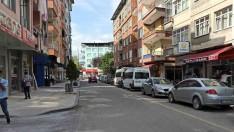 Ünye'de Cadde ve Sokaklar Baskı Beton Kaldırımla Buluştu