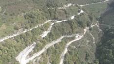 Ordu Büyükşehir Dağları Dize Getirdi