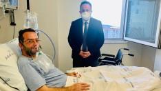 Doktor Ali Aygün, Covid-19 virüsünü Yendi