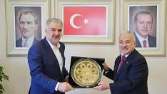 Başkan Güler, AK Parti İstanbul İl Başkanı Kabaktepe'yi Ziyaret Etti