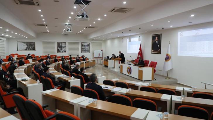 Ordu İl Güvenlik ve Asayiş Toplantısı yapıldı