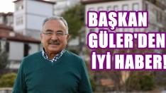 Ordu Büyükşehir Başkanı Güler'den iyi haber!
