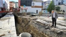 Ordu Büyükşehir Mahallerdeki Su Baskınlarına Son Veriyor