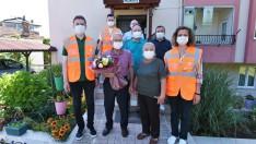 Altınordu Belediyesi Babalar Gününü Kutlandı