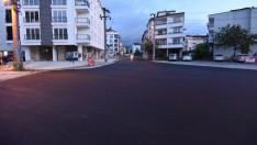 Altınordu'da sokak ve caddeler yenileniyor