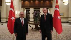 Başkan Güler  Cumhurbaşkanı ile görüştü