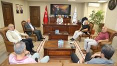 ORDU BEM-BİR-SEN'DEN OSKİ'YE ZİYARET