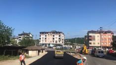 Ordu Büyükşehir Altınordu'nun Trafiğini Rahatlatıyor