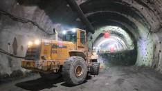 Ordu Çevre Yolu Tünelinde Işık Göründü