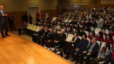 Vali Yavuz, Akademik Başarı Kadar, Hayat Başarısı da Önemlidir