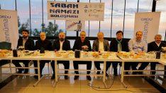 Vali Yavuz, Adliye Mensuplarıyla Yemek Programında Bir Araya Geldi
