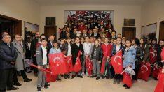 """""""Biz Anadoluyuz"""" Projesi Kapsamında Kilis'li Öğrenciler Ordu'ya Geldi"""