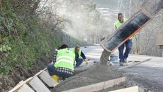 Altınordu Belediyesi Uzun Vadeli Hizmetler Yapmaya Devam Ediyor