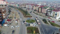 Altınordu'da Sivil Savunma Kavşağı Trafiğe Nefes Aldıracak
