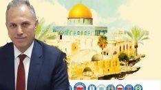 Başkan Rahmi Çakar, Kudüs Ümmetindir.