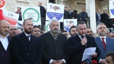 Ak Parti Ordu'da Kudüs Bizim Davamızdır Dedi