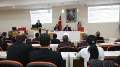 Bağımlılıkla Mücadele İl Koordinasyon Kurulu, Vali Yavuz Başkanlığında Yapıldı