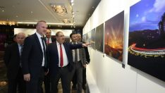 4 Mevsim Ordu fotoğraf sergisi açıldı