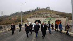 Vali Yavuz, Ordu Çevre Yolu'nda İncelemede Bulundu