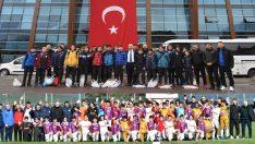 Başkan Tekintaş, Amacımız Milli Takıma Sporcu Yetiştirmek