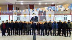 Gölköy'de AK Partide Yeniden Enver Katırcı Seçildi