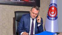 Başkan Zengin, Adam kayıran idareciler görevden alınmalıdır.