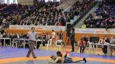 U23 Türkiye Grekoromen Güreş Şampiyonası Ordu'da Başladı