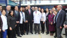 Sağlık Bakanı Dr. Demircan Ordu'da İncelemelerde Bulundu