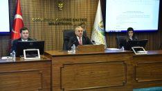 Altınordu Belediyesi Mart Ayı Olağan Meclis Toplantısı Gerçekleştirildi