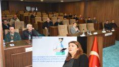 Altınordu Belediyesi Personellerine İş Sağlığı ve Güvenliği Eğitimi