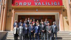 Vali Yavuz, 2017 Yılında 705 Bin Turisti Ağırladık