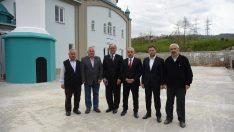 Başkan Tekintaş, Hedefimiz Mahalle Meydanlarının Sayısını Arttırmak