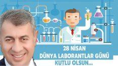 Başkan Bilal İnanlı, Laborantlar Günü Kutlu Olsun