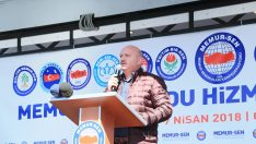 Metin Gündoğdu, Şehir Hastanesinin İhalesi Yapılıyor
