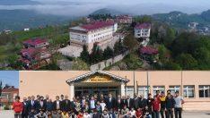 Karadeniz'in İlk Spor Programı Uygulayan İmam Hatip Okulu Ulubey'de