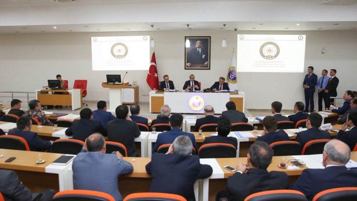 Ordu'da Seçim Güvenliği Toplantısı Yapıldı