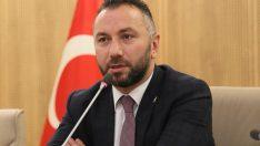 AK Parti İl Başkanı Uğur Çelenk Ankara'ya Gitti!