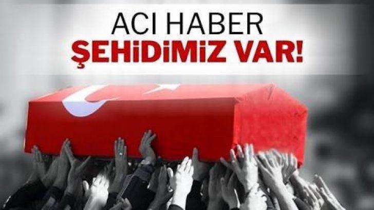 GİRESUN'DAN ACI HABER GELDİ 1 ASKERMİZ ŞEHİT OLDU!