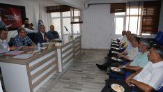 OTSO yönetim kurulu toplantısı Gölköy ilçesinde yapıldı.