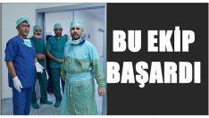 KALBİ DURDU AMA YİNE PES ETMEDİLER!