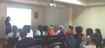 Ordu Eğitim ve Araştırma Hastanesinde Gebe Bilgilendirme Sınıfı Açıldı