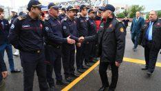 Başkan Tekintaş İtfaiyeciler Haftasını Kutladı