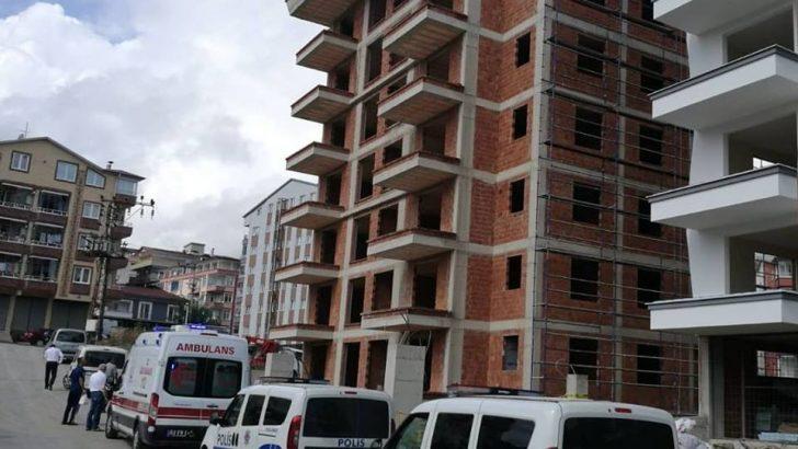 5.kattan atlayan öğretmen intihar etti