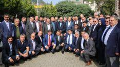 Vali Yavuz, ORDEF'in Kahvaltı Programına Katıldı
