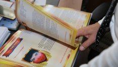 Ordulu şehitlerin anıları kitapta toplandı