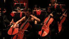 SAMDOB Cumhuriyet'in 95. yılına özel konser verdi