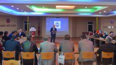 Samsun'da otizmli bireylerle iletişim semineri düzenlendi